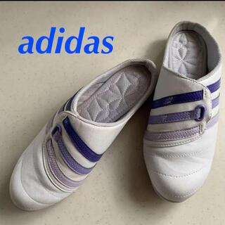adidas - adidas アディダス スリッパ スリッポン スニーカー  23.5