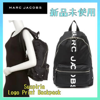 MARC JACOBS - 【新品未使用】03 マークジェイコブス リュック バックパック ブラック
