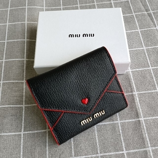 miumiu - 三つ折り 財布❤miumiu コインケース