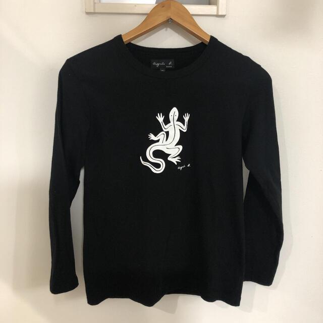 agnes b.(アニエスベー)のアニエスベー トカゲ ロンT アニエス レディースのトップス(Tシャツ(長袖/七分))の商品写真