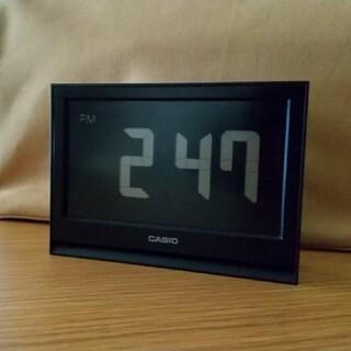 カシオ(CASIO)の【Casio】デジタル電波置き時計(置時計)