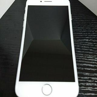 iPhone - iPhone8 64gb シルバー  SIMロック解除済み