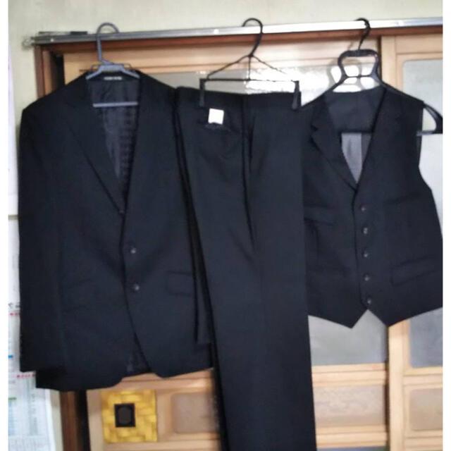 PERSON'S(パーソンズ)のメンズスーツ3点セット メンズのスーツ(セットアップ)の商品写真