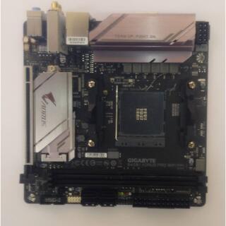 B450 I AORUS PRO WIFI Mini-ITX SocketAM4