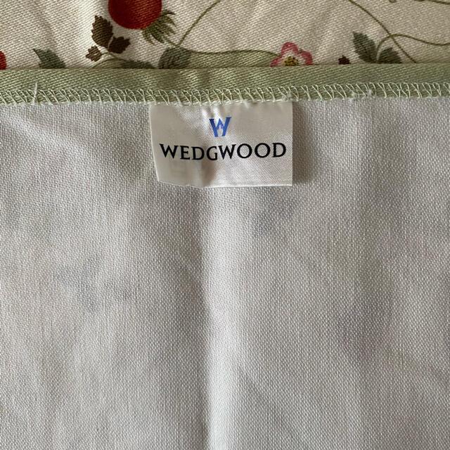 WEDGWOOD(ウェッジウッド)のWEDGWOOD ウエッジウッド ランチョンマット2枚 グリーン インテリア/住まい/日用品のキッチン/食器(テーブル用品)の商品写真