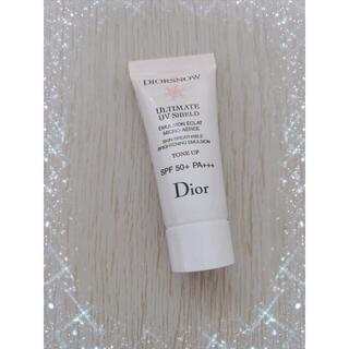 Christian Dior - ディオールスノー 日焼け止め乳液