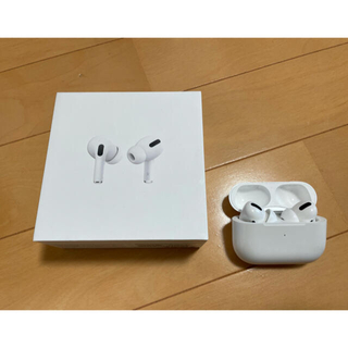 Apple - Apple AirPods Pro・AppleCare付き『中古』