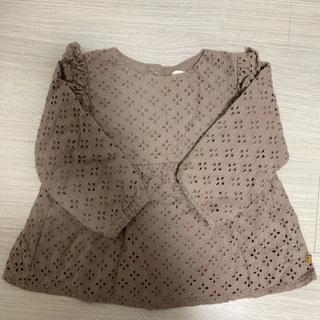 プティマイン(petit main)のトップス 2枚セット(Tシャツ/カットソー)