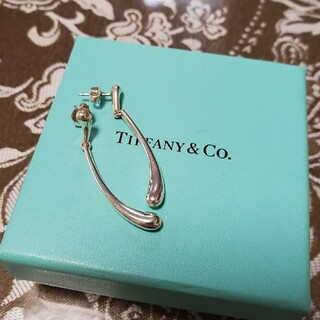 Tiffany & Co. - Tiffany ティファニー ティアドロップ ピアス