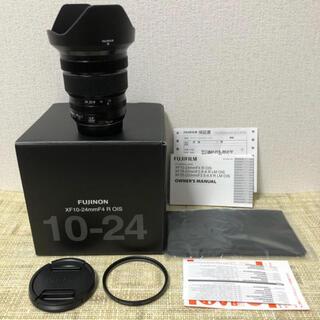 富士フイルム - FUJIFILM XF 10-24mm F4 R OIS【美品】