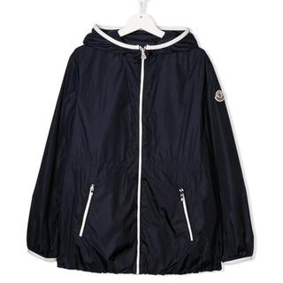 MONCLER - 美品/MONCLER モンクレール フード付ライトジャケットコート