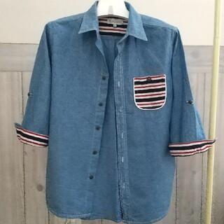 しまむら - シャツ   七分袖
