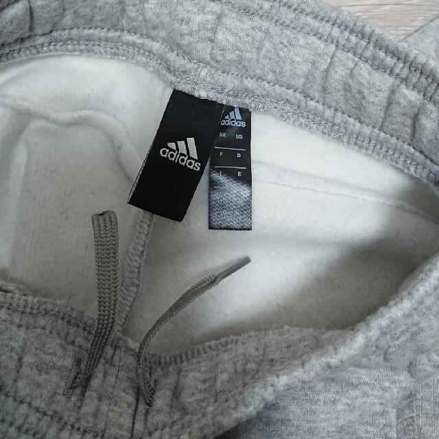 adidas(アディダス)のadidas スウェットパンツ  新品 キッズ/ベビー/マタニティのキッズ服男の子用(90cm~)(パンツ/スパッツ)の商品写真