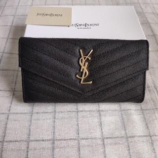 イヴサンローランボーテ(Yves Saint Laurent Beaute)の人気品美品 Y❤SL 長財布(コインケース)