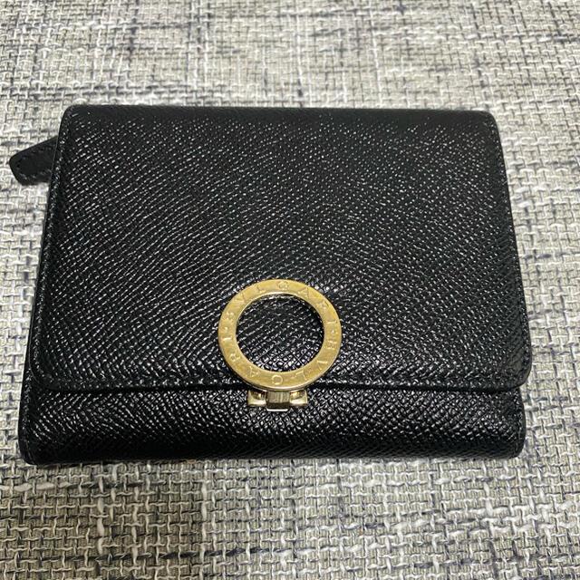 BVLGARI(ブルガリ)のBVLGARI 財布 折りたたみ レディースのファッション小物(財布)の商品写真