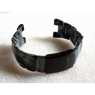 カシオ(CASIO)の新品 G-SHOCK Gショック ステンレスベルト シルバー 社外品(金属ベルト)