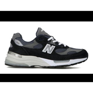 New Balance - ニューバランス 992GG ネイビー