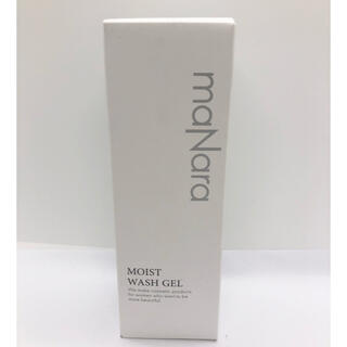 maNara - マナラ モイストウォッシュゲル 120ml 美容液洗顔料