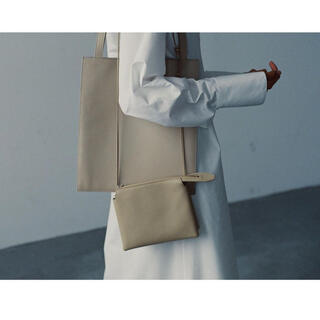 L'Appartement DEUXIEME CLASSE - the row ザロウ NU MINI TWIN BAG ベージュ