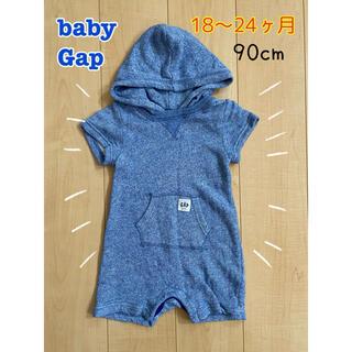 babyGAP - ロンパース babyGap 男の子 女の子 90 子供服