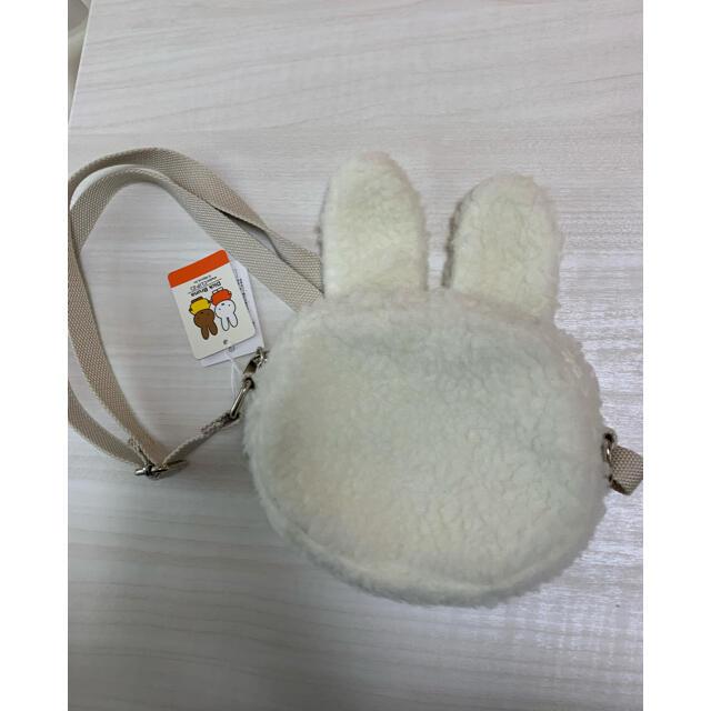 STUDIO CLIP(スタディオクリップ)のミッフィー  スタディオクリップ ポシェット  エンタメ/ホビーのおもちゃ/ぬいぐるみ(キャラクターグッズ)の商品写真