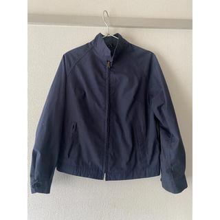 バーブァー(Barbour)の70's BLAUER ブラウアー 防水ジャケット vintage jacket(スプリングコート)