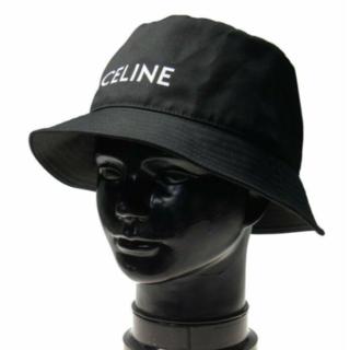 celine - CELINE セリーヌ バケットハット ブラック