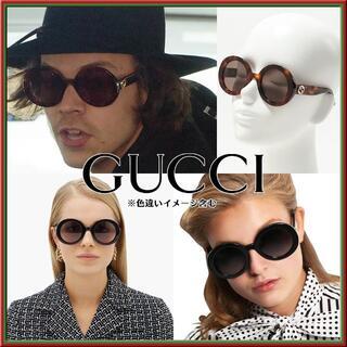 Gucci - 新品★本物★海外セレブ着用★GUCCI サングラス GG0319S 002
