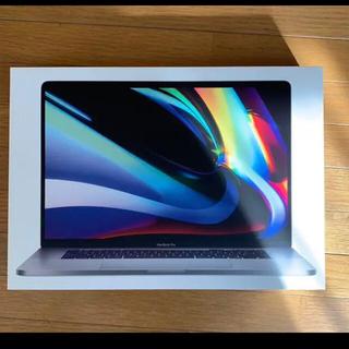 アップル(Apple)のMacBook Pro 16インチ 32gb CTOモデル(ノートPC)