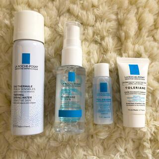 LA ROCHE-POSAY - ラロッシュポゼ 化粧水、洗顔料