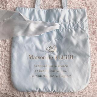 Maison de FLEUR - Maison de FLEUR リボントートバッグ