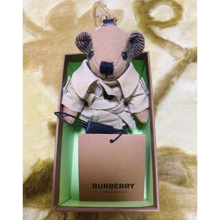 BURBERRY - 【新品未使用】バーバリー チャーム くまちゃん
