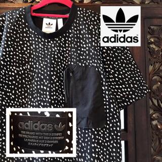 adidas - アディダス オリジナルス ダルメシアン Tシャツ タンクトップ レオパード
