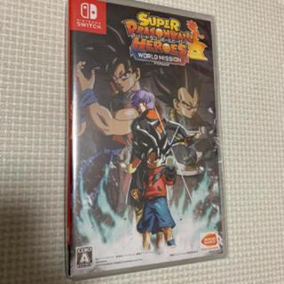 Nintendo Switch - 新品 ドラゴンボール ヒーローズ switch