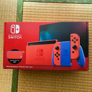 Nintendo Switch - 「Nintendo Switch マリオレッド×ブルー セット」