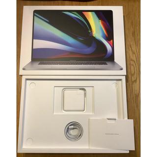 Apple - MacBook Pro 2019 16インチ 16GB 1TB USキー配列