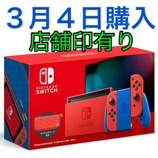 Nintendo Switch - Nintendo Switch NINTENDO SWITCH マリオ レッドブ