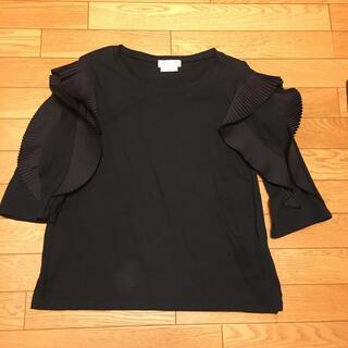チャオパニックティピー(CIAOPANIC TYPY)の最終sale✨チャオパニック フリルTシャツ(シャツ/ブラウス(長袖/七分))