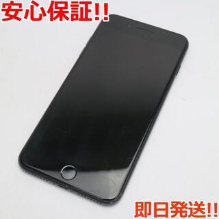 アイフォーン(iPhone)の良品中古 DoCoMo iPhone7 PLUS 32GB ブラック (スマートフォン本体)