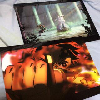 T-ARTS - 鬼滅の刃 下敷きコレクション 2枚セット