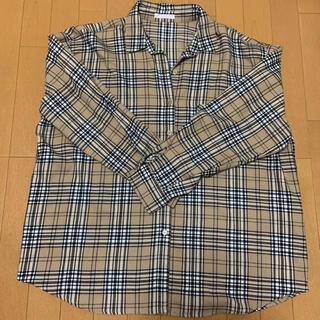 SPINNS - チェックシャツ