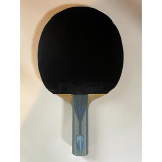 BUTTERFLY - 卓球ラケット ティモボル ストレート ラバー付き