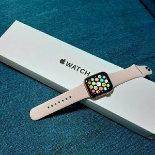 Apple Watch se アップルウォッチ SE GPS ピンク ゴールド