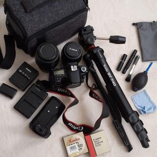 Canon - canon eos 70d コンプリートセット ズームレンズ