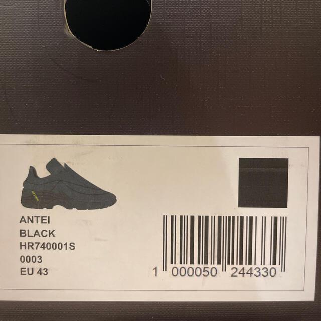 RAF SIMONS(ラフシモンズ)のRaf Simons ラフシモンズ RUNNER ANTEI サイズ 43 新品 メンズの靴/シューズ(スニーカー)の商品写真