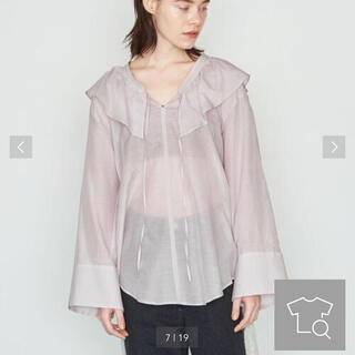 BEAUTY&YOUTH UNITED ARROWS - aewen matoph blouse