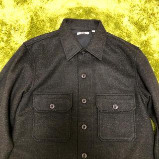 UNIQLO - ユニクロユー フリースシャツジャケット