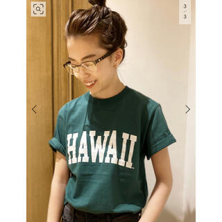 DEUXIEME CLASSE - GOOD ROCK SPEED HAWAII Tシャツ