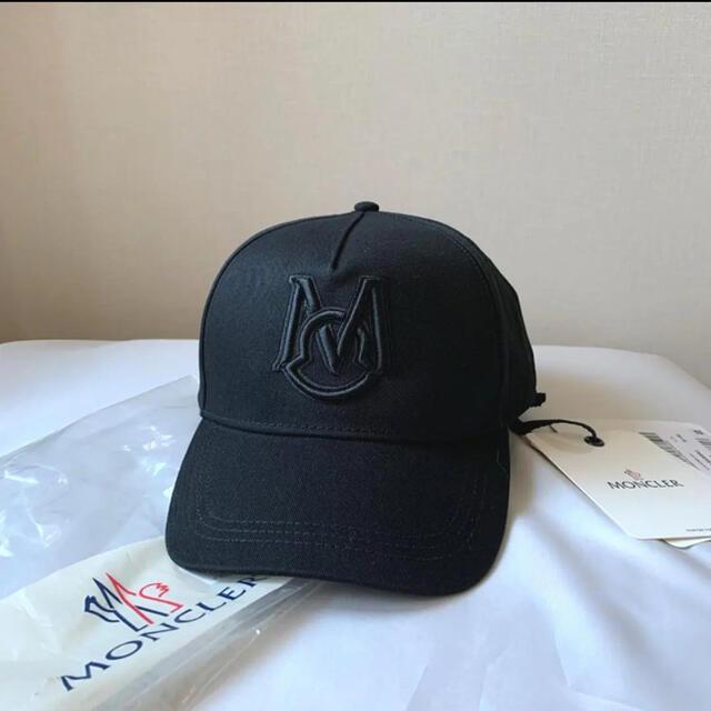 MONCLER(モンクレール)の【新品未使用タグ付き2021SS】モンクレール キャップ メンズの帽子(キャップ)の商品写真