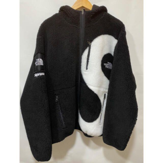 Supreme North Face S Logo Fleece Jacket